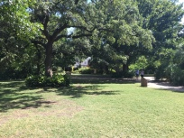 Gardens at the Alamo