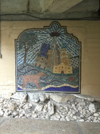 Random mosaics--my favorite!